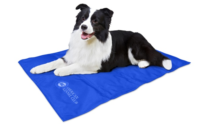 American Kennel Club Indoor Outdoor Cooling Mat Groupon