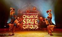 Chinese State Circus - Dynasty on 27 June - 6 August at Perth, Elgin, Inverness, Aberdeen and Dundee (Up to 50% Off)