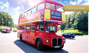 Royal London Bus: Zweistündige Nachtwächter-, Krimi- oder Kaffeeschnüffler-Tour für 1, 2 oder 4 Personen mit Royal London Bus ab 10,50 €