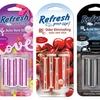 Refresh Your Car! Auto Vent Sticks (24-Count)