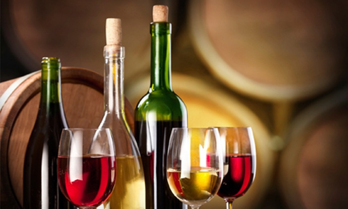 Make Wine With Us - First Press Olive Oil Co.: $139 for a Four-Session Winemaking Course with a Take-Home Case of Wine at Make Wine With Us ($300 Value)