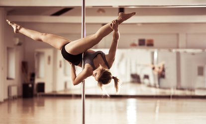 image for Pole Fitness: Four Classes for One or Two at Pole Princess (Up to 59% Off)