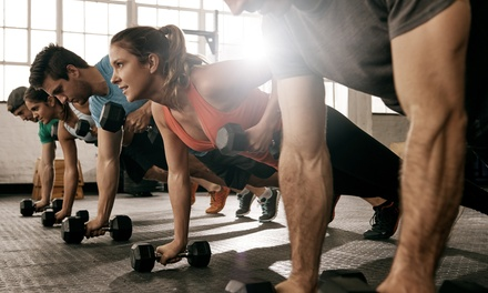 One Month of Fitness and Yoga Classesfor One $39 or Two People $59 at Base Health and Fitness Up to $280 Value