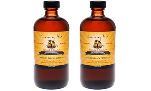 Sunny Isle Jamaican Black Castor Oil (1-, 2-, or 3-Pack)