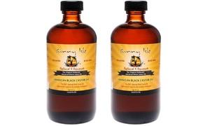 Sunny Isle Jamaican Black Castor Oil (1-, 2-, or 3-Pack)