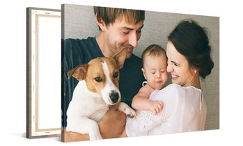"Up to 90% Off 16x12"", 20x16"", 36x24"", or 40x30"" Custom Canvas"