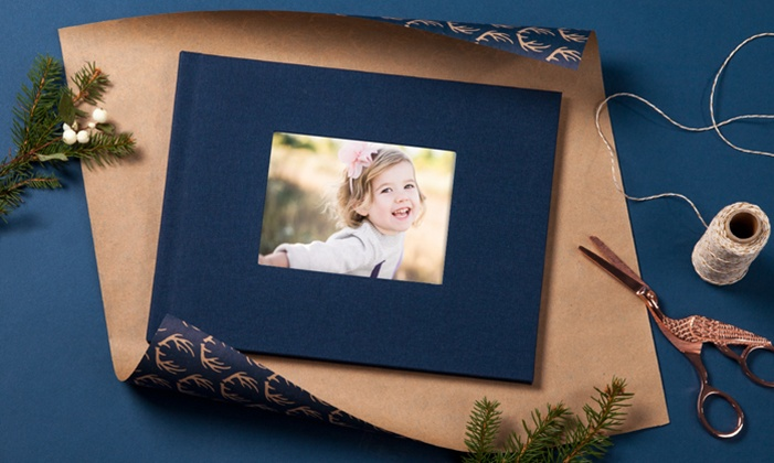 MyPublisher: 20- or 30-Page Classic or Deluxe Custom Hardcover Photo Book from MyPublisher (Up to 80% Off)