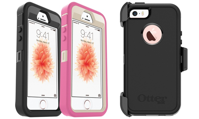 OtterBox Defender Case for iPhone SE/5/5S