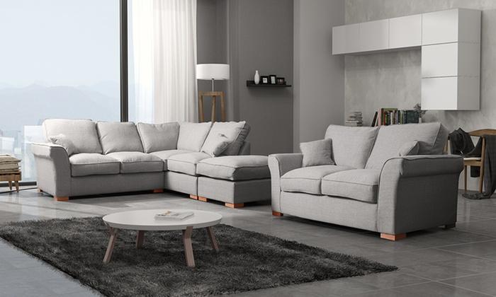 Hugo Corner Sofa