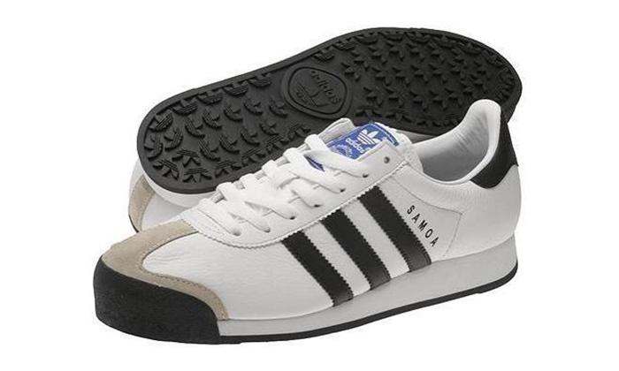 Baskets Adidas modèle Samoa   Groupon Shopping fc791412e562