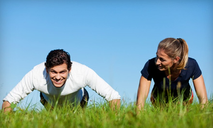 Fit City Workouts - Toronto: Four- or Eight-Week Outdoor Boot Camp from Fit City Workouts (Up to 73% Off)