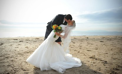 Choice of Wedding Photography Package at Kelly Wedding Photography (Up to 33% Off)