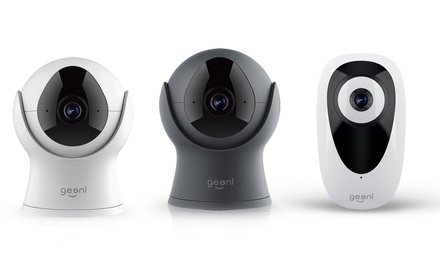 Merkury Innovations Geeni HD Smart Security Camera with WiFi