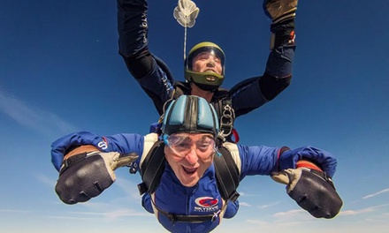 Skydive Hibaldstow - The UK's Highest