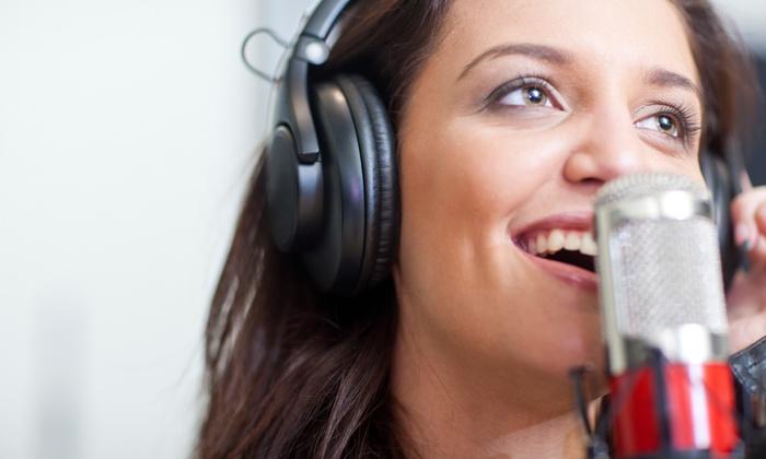 Tokyio Shrympz Studio - Edenwald: One Hour of In-Studio Recording from Tokyio Shrympz Studio (50% Off)