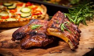 RESTAURANT PICASSO: 3 gangen diner met ribbetjes a volonté vanaf 14,99€ voor 1 persoon bij Restaurant Picasso in Merelbeke