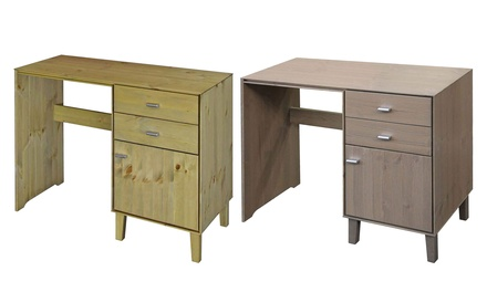 Kolding Wooden Dressing Table