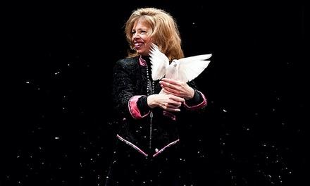 Award-Winning Master Illusionist Lyn DIllies at Park Theatre on Saturday, November 1, at 7 p.m. (Up to 48% Off)