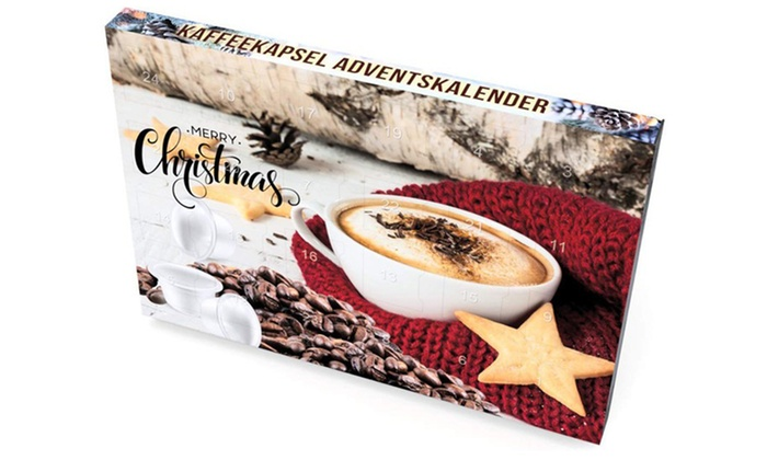 Coffee Advent Calendar | Groupon