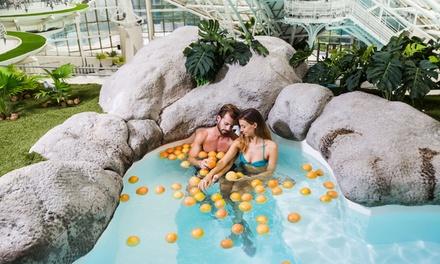 Andorra: entradas al centro de Caldea y de 1 a 3, 5 o 7 noches para 2 con desayuno y opción a masaje en el Hotel Espel