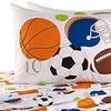 Varsity All Sports 100% Cotton Full Sheet Set