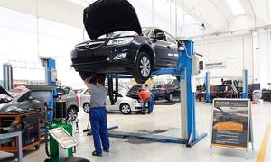 Silcar Centro Servizi Auto: Ricarica climatizzatore, check up auto, sanificazione con ozono e cambio filtro da Silcar a Treviso