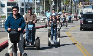 Segway Santa Cruz Tours: $45 for Lighthouse and Tide Pools Segway Tour from Segway Santa Cruz Tours ($69 Value)
