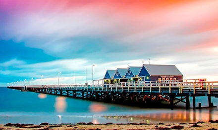 Margaret River, WA: 2- to 5-Night Escape for 4 People with Late Check-Out and Brekky Voucher at Amalfi Resort Busselton