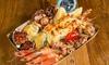 Lobster Platter and Beer