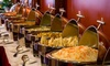 Lunch or Dinner Buffet at Bukhara Indian Bistro