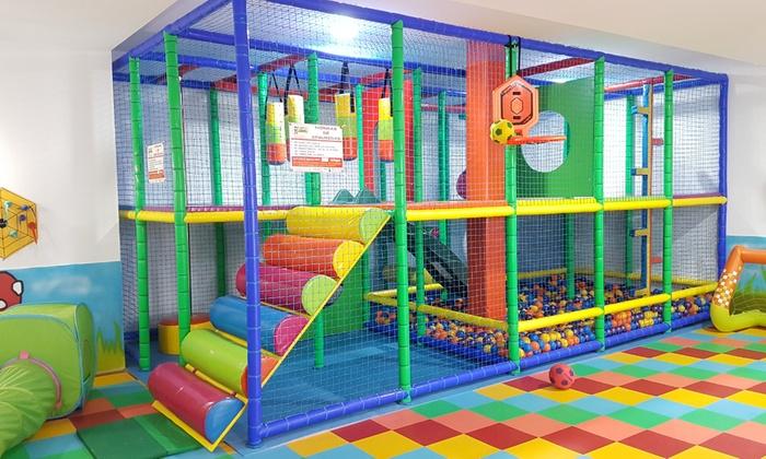 3 o 5 accesos al parque infantil el jard n de calula for El jardin de calula