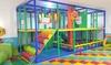 El Jardín de Calula - El Jardín de Calula: 3 o 5 accesos al parque infantil con merienda desde 8,90 € en El Jardín de Calula