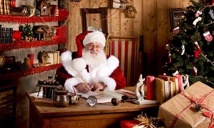 Haute-Savoie: 1 à 3 nuits avec petit-déj, planche et visite de la Maison père Noël en option à l'Inter Hôtel Rey pour 2