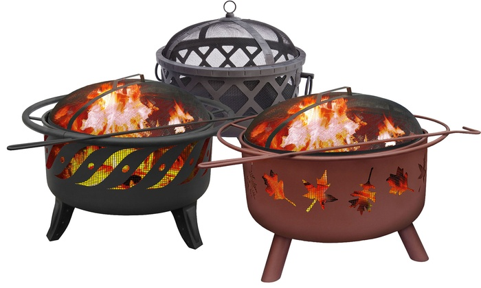 Up To 40 Off On Landmann Usa Fire Pits Groupon Goods