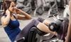 clever fit Chemnitz - Chemnitz: 1, 3 oder 6 Monate Fitness-Mitgliedschaftmit Getränken und Solarium bei clever fit Chemnitz (bis zu 71% sparen*)