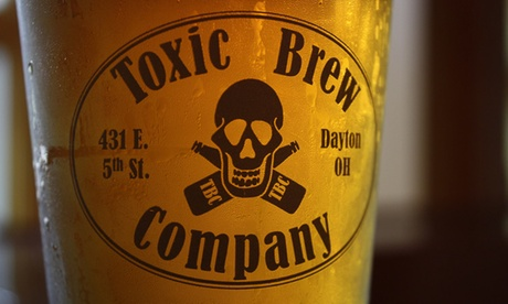 Brewery Tasting for One, Two, or Four at The Toxic Brew Company (Up to 45% Off)