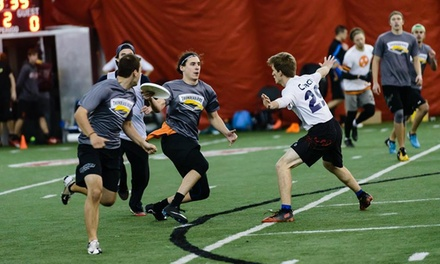 $6 for $10 Worth of Ultimate Frisbee — Pittsburgh Thunderbirds