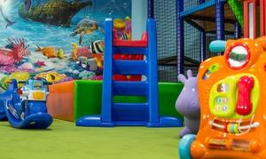 Sala Zabaw Podwodny Świat: Sala zabaw: nieograniczone czasowo wejście od 14,99 zł w Sali Zabaw Podwodny Świat w Tychach (do -44%)