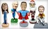 AllBobbleheads.com Custom Bobble-Head - Regina: $69 for an AllBobbleheads.com Custom Bobble-Head Package. Shipping Included ($130 Total Value).