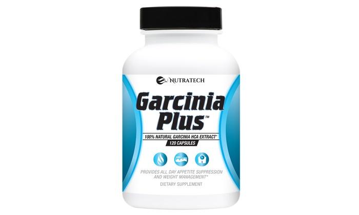 Nutratech Diet Pills (120-Ct.) | Groupon Goods