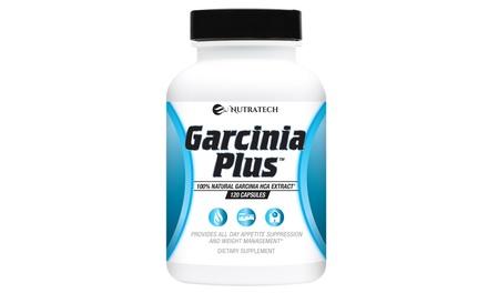 Nutratech Garcinia Plus Diet Pills (60 Servings)