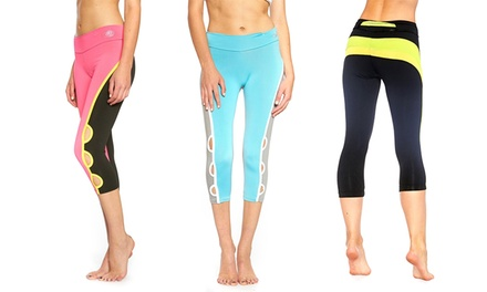 Women's Unique Appearance Athletic Fit Leggings