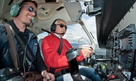 Vuelo en avioneta de 30 minutos para 1, 2 o 3 personas desde 79 € con Aerogavina