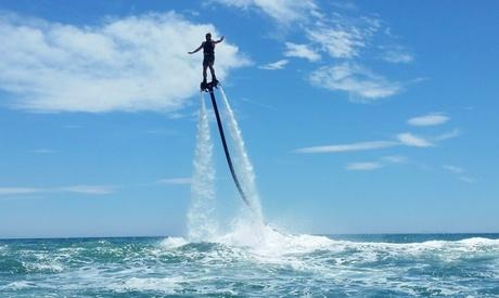 Flyboard para 1 o 2 personas desde 59,95 € en RedFly Marbella