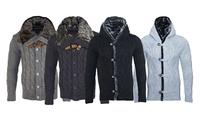 Pulls Carismapour homme, modèle, coloris et taille au choix, à 39,90€ (60% de réduction)