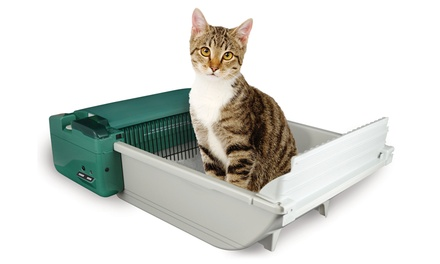 SmartScoop Automatic Self-Cleaning Litterbox