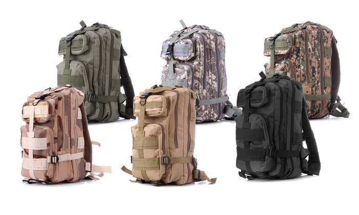Something Strong Tactical Backpack