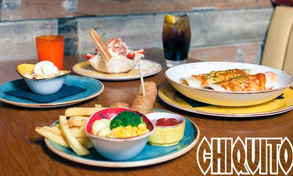 Family Lunch for Two Adults and Two Children at Chiquito, 102 Locations (Up to 38% Off)