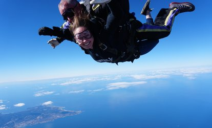 Up to 35% Off VIP Jump at Skydive Monterey Bay