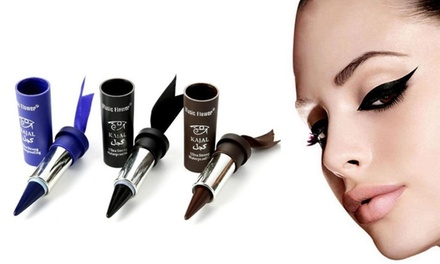 1 o 3 eyeliner kajal Music Flower disponibili in 3 colori